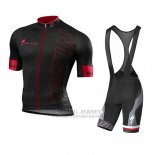 Men's Specialized SL Pro Cycling Jersey Bib Short 2015 Black