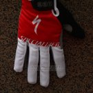 Specialized Cycling Full Finger Gloves 2014 Red White