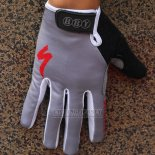 Specialized Cycling Full Finger Gloves 2014 Grey
