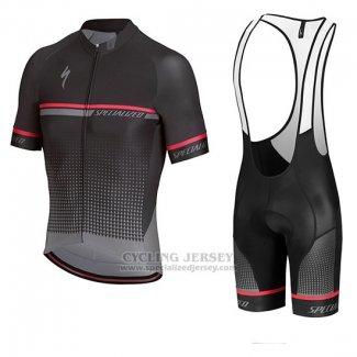 6e50a017a Men s Specialized SL Expert Cycling Jersey Bib Short 2018 Black Red ...