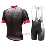 Men's Specialized SL Pro Cycling Jersey Bib Short 2018 Black Red