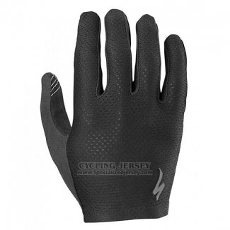 Specialized Cycling Full Finger Gloves 2018 Black Dark Grey