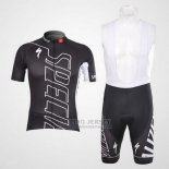 Men's Specialized RBX Comp Cycling Jersey Bib Short 2012 Black