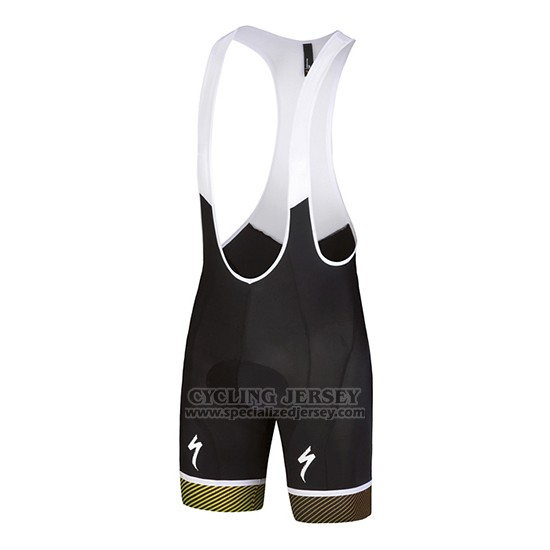 Kid's Specialized RBX Comp Cycling Jersey Bib Short 2018 Black Green