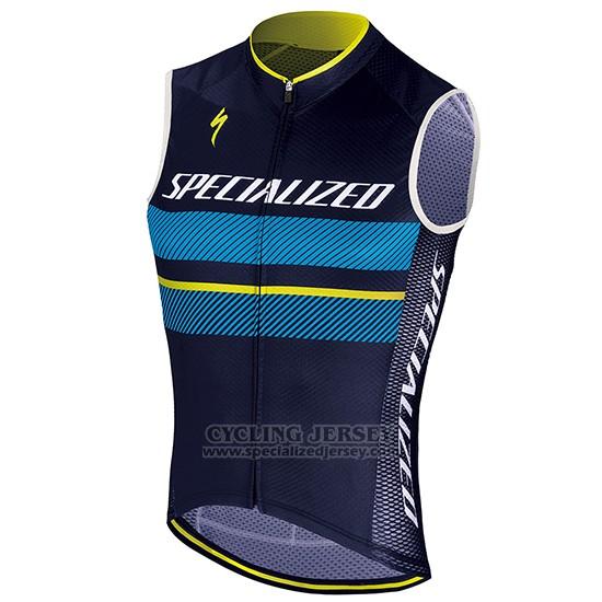 7f986d11c Men s Specialized RBX Comp Cycling Vest Bib Short 2018 Blue Deep Blue